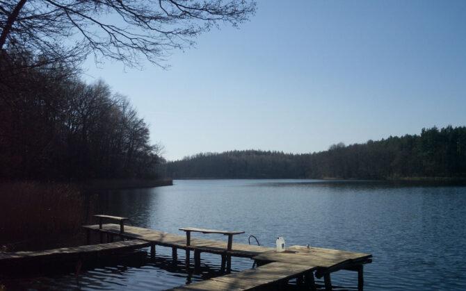 Jezioro Leśne (Kamienny Jaz)